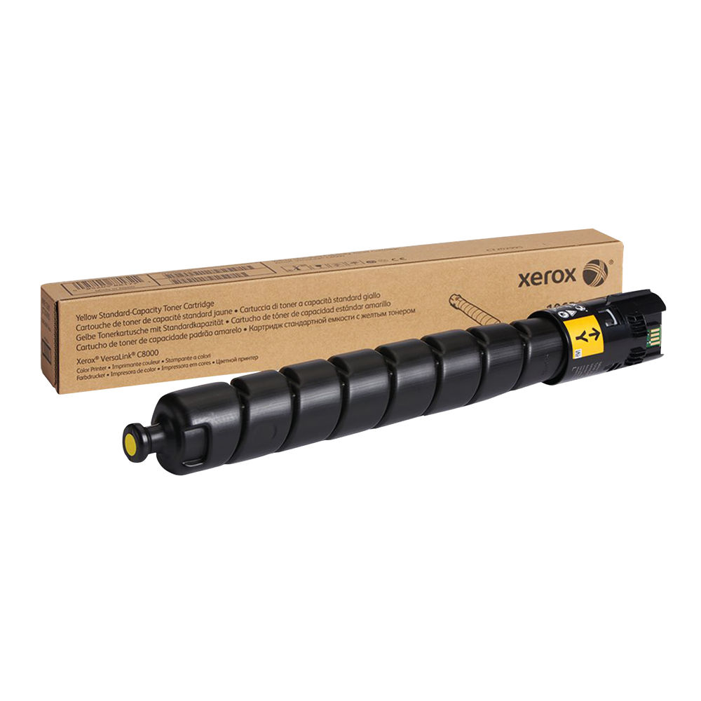 Xerox C8000 Yellow Toner Cartridge - 106R04040