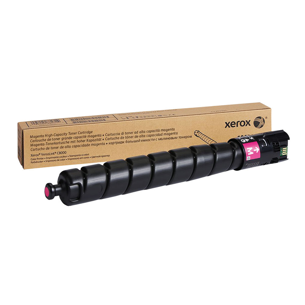 Xerox C8000 Magenta Toner Cartridge - High Capacity 106R04051