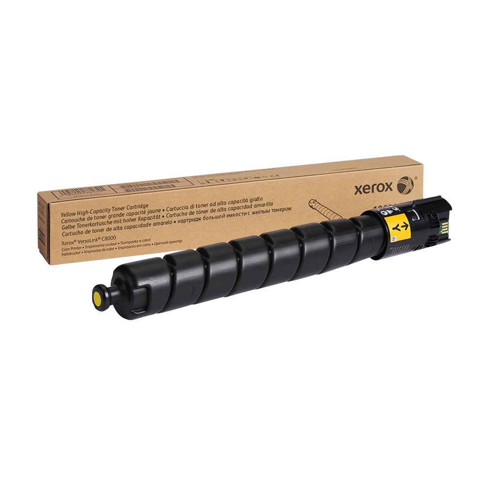 Xerox C8000 Yellow Toner Cartridge - High Capacity 106R04052