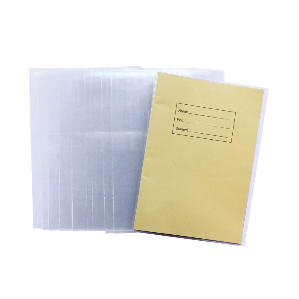 Bright Ideas A4 Clear Book Covers (Pack of 100) - BI9000A