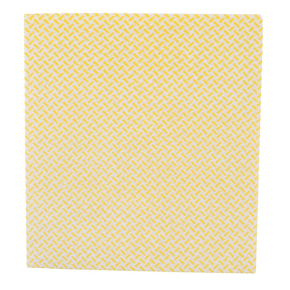 2Work Medium Weight Cloth, Yellow (Pack of 5) 380 x 400mm – CCYM4005I