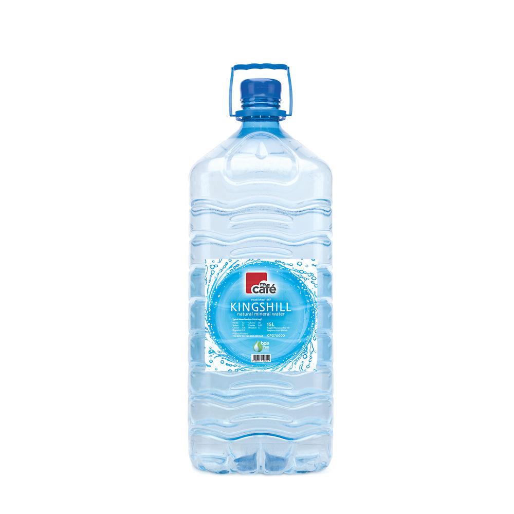MyCafé 15 Litre Cooler Compatible Bottled Water Refill | CPD70000