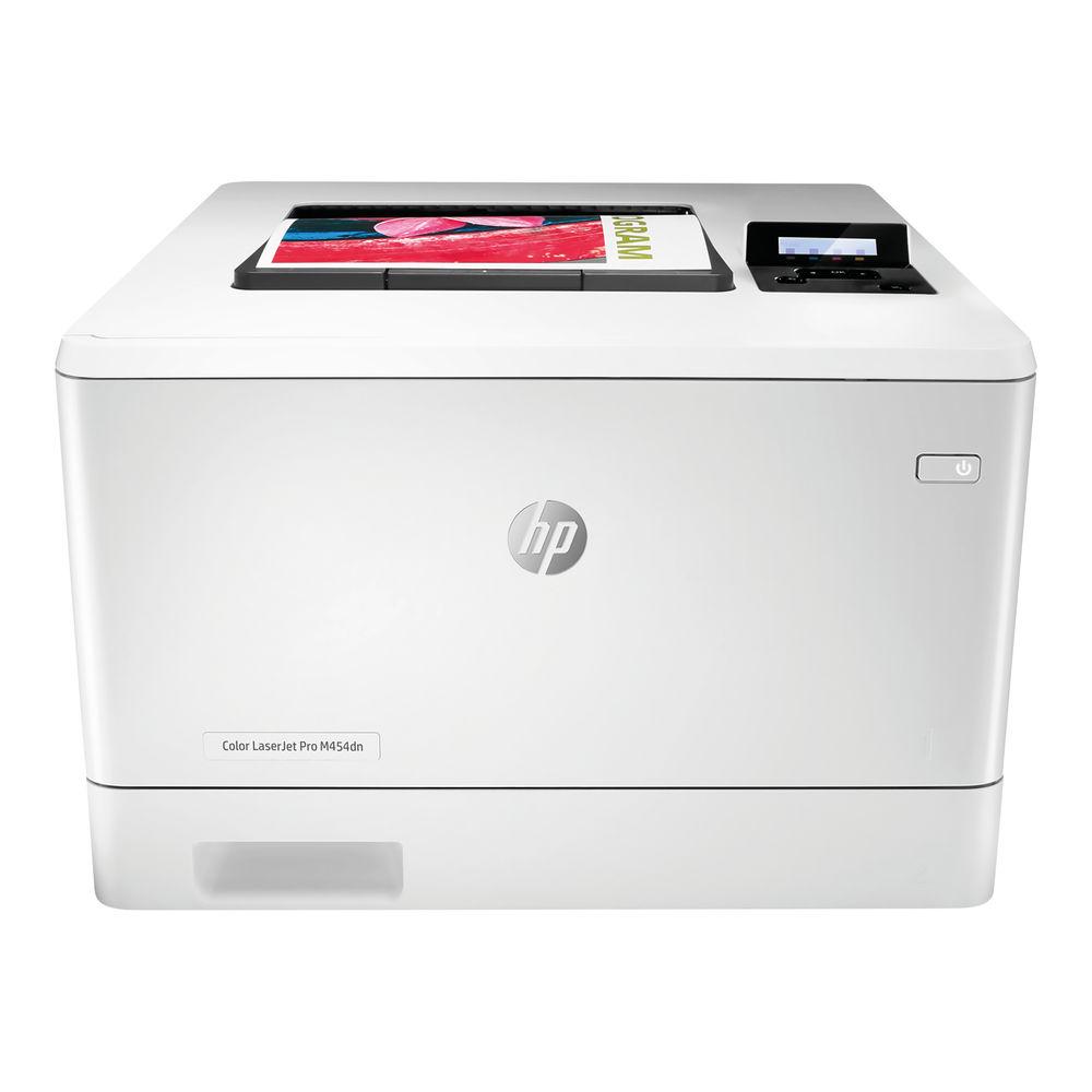 HP Color Laserjet Pro M454DN Printer W1Y44A