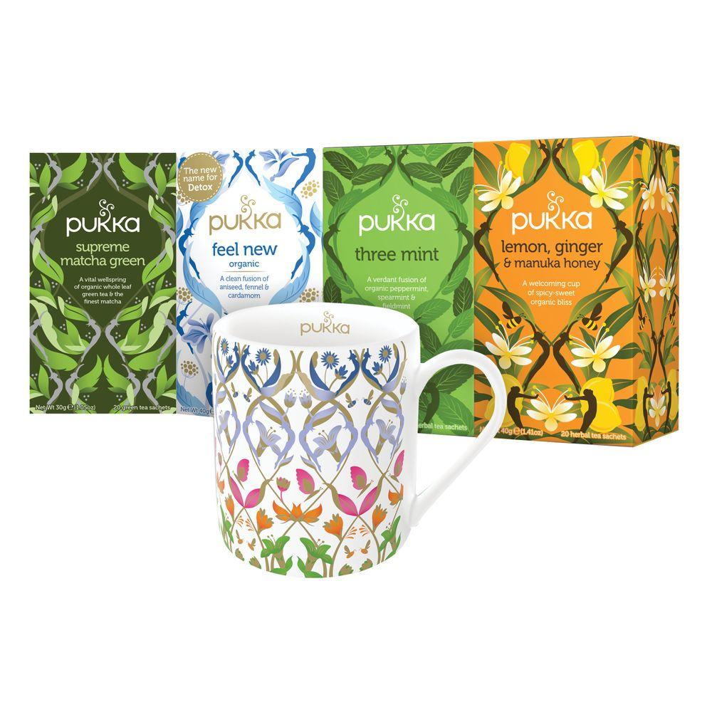 Buy 4 Packs of Tea FOC Mug PK842001