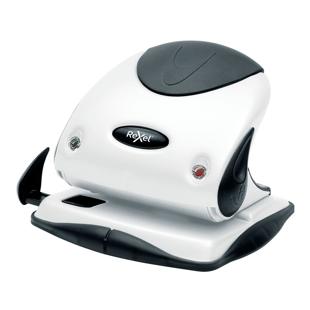 Rexel Choices White P225 Hole Punch - 2115691