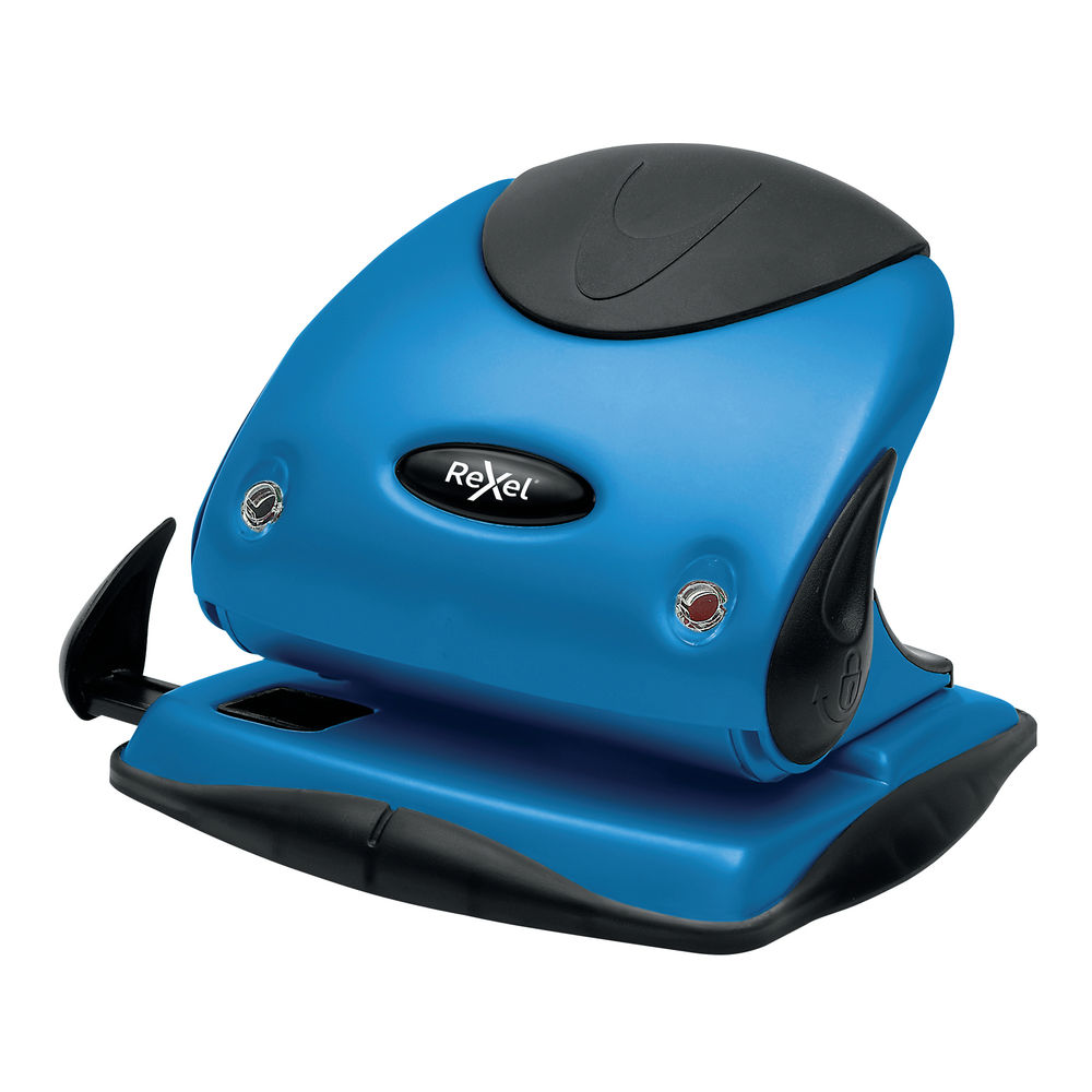 Rexel Choices Blue P225 Hole Punch - 2115693