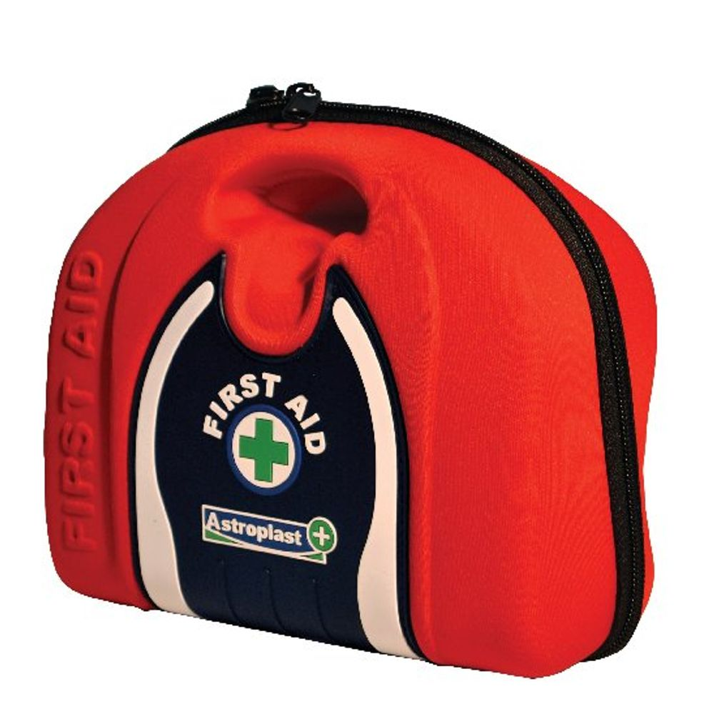 Astroplast Red Vehicle First Aid Pouch - 1018100