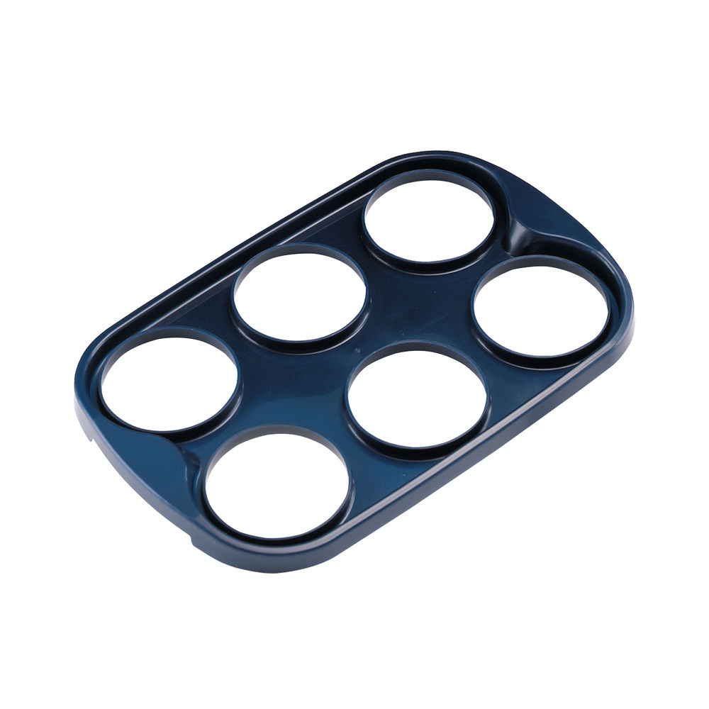 6 Cup Plastic Vending Cup Tray - KVPCHT