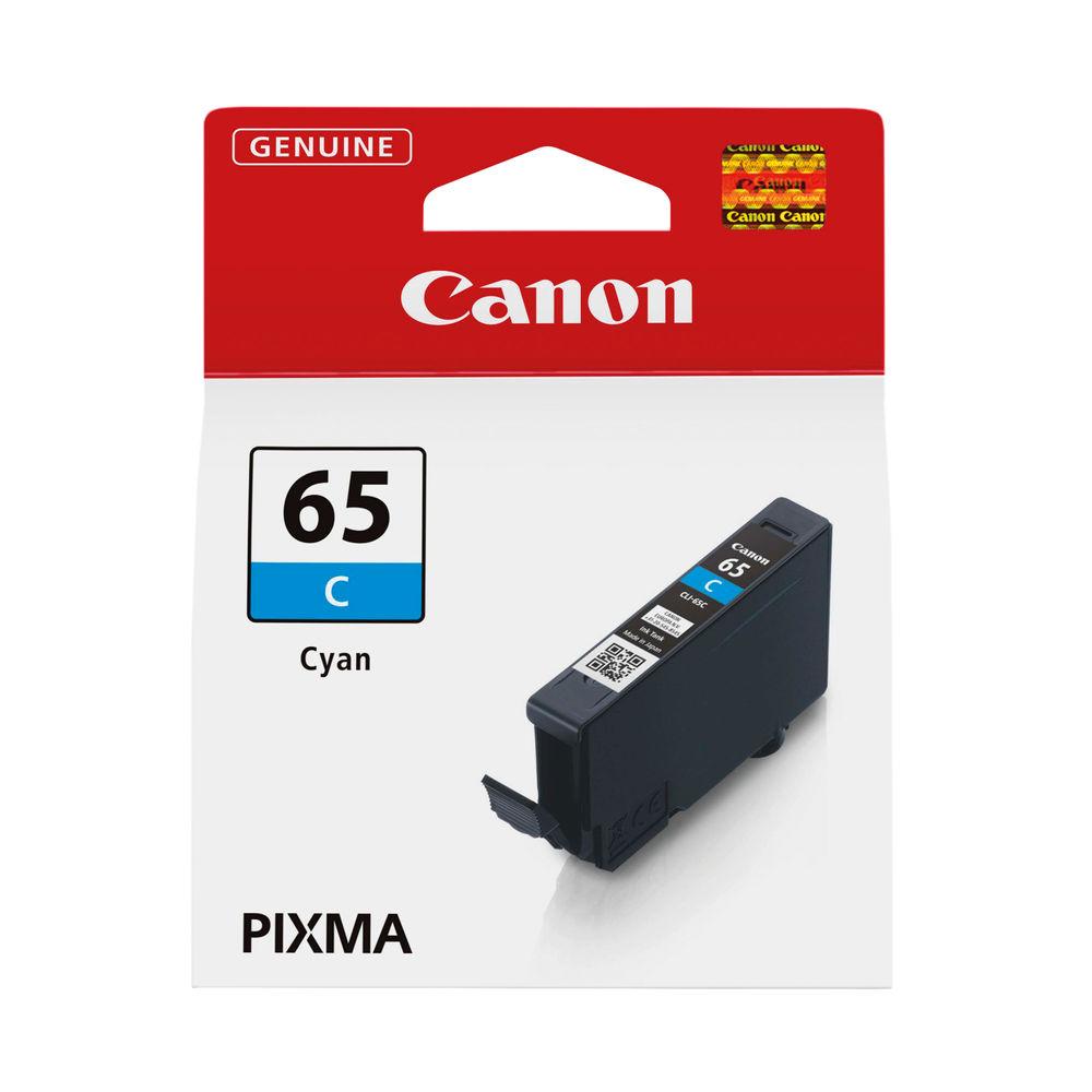 Canon CLI-65 Cyan Ink Tank 4216C001