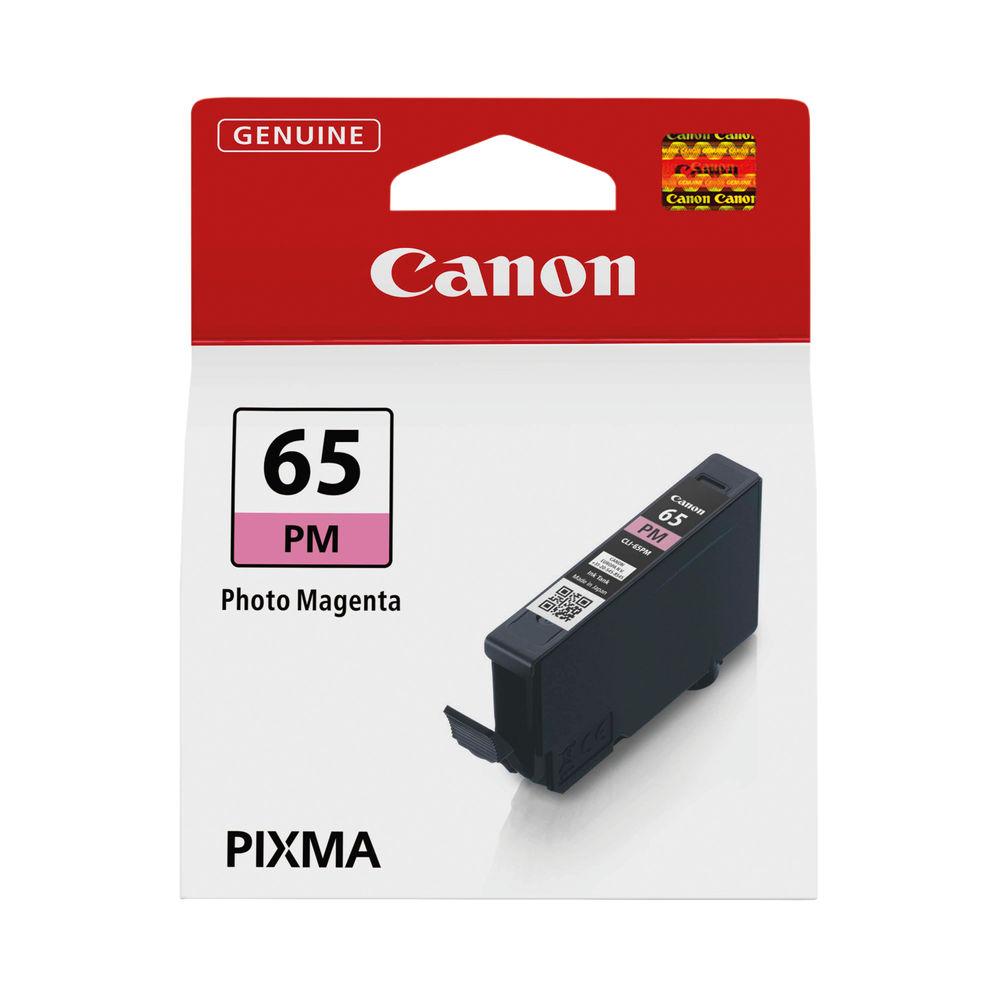 Canon CLI-65 Photo Magenta Ink Tank 4221C001