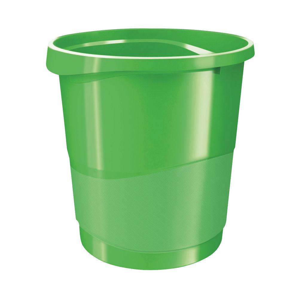 Rexel Choices Green Waste Bin - 2115621