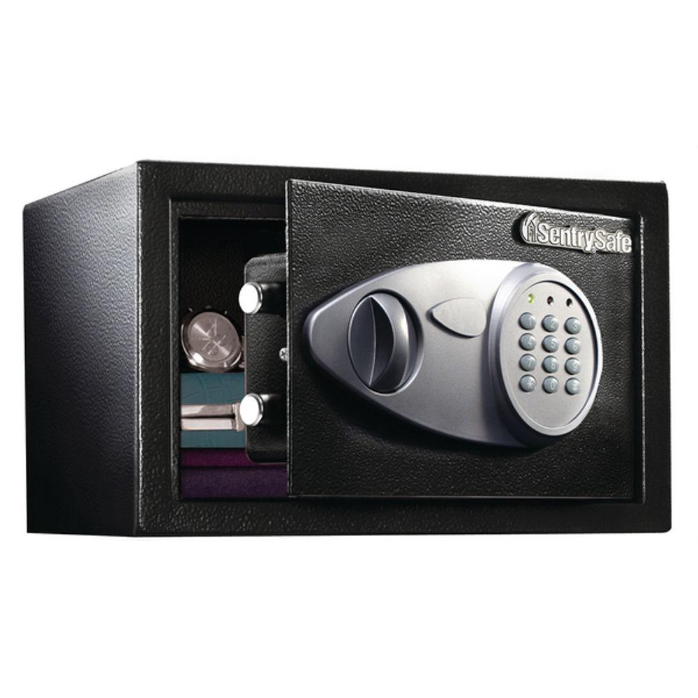 Master Lock Security Safe Electronic Lock Black X055ML