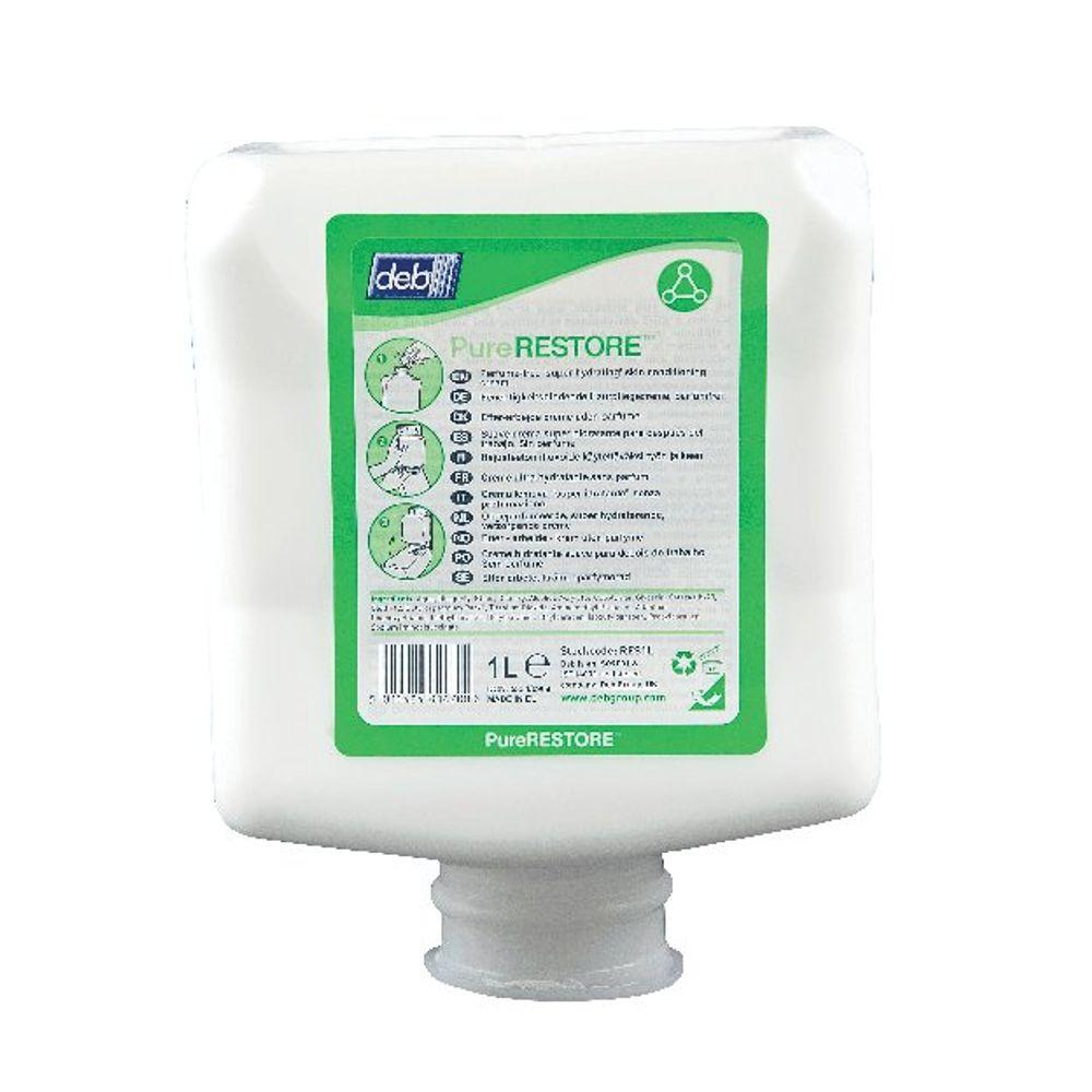 Deb 1 Litre Stokolan Light PURE Skin Conditioner - RES1L