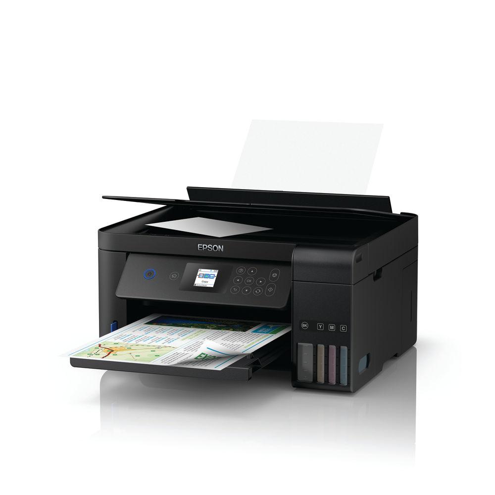 Epson EcoTank ET2750B Inkjet Printer C11CG22401A2