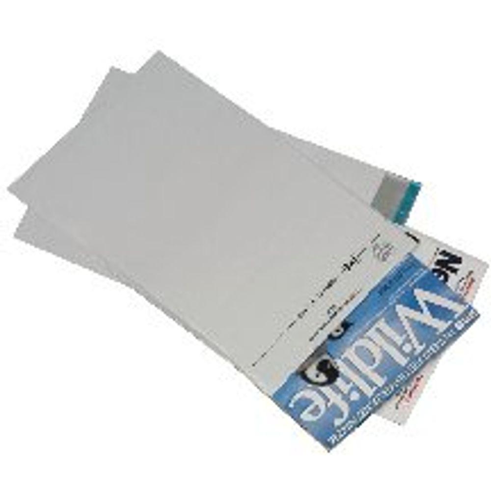 Go Secure Lightweight Polythene Envelopes, Pack of 100 - PB11129