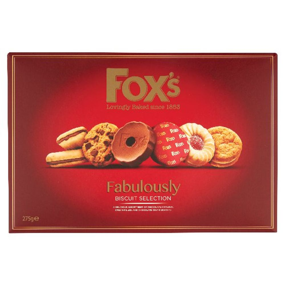 Fox's Fabulously Biscuit Selection 300g - A07926