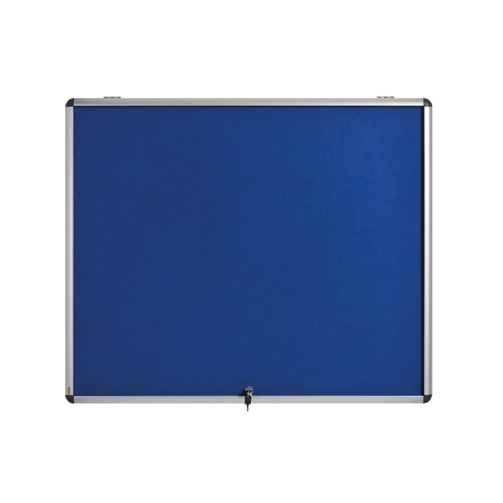 Bi-Office Fire Retardant Internal Display Case 874x603mm ST350101150