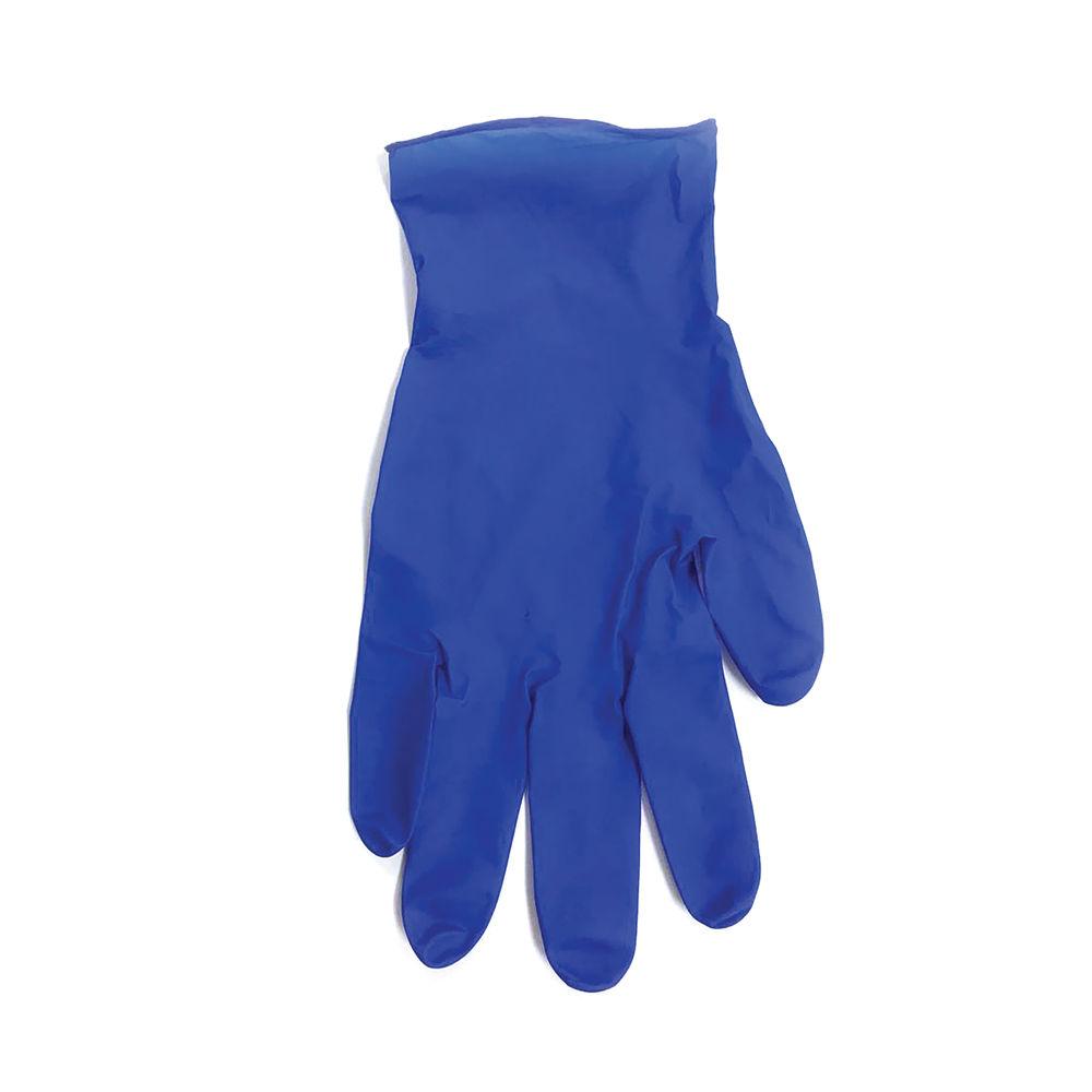 Nitrile Powder Free Examination Gloves Extra Large (Pack of 100) 8852397