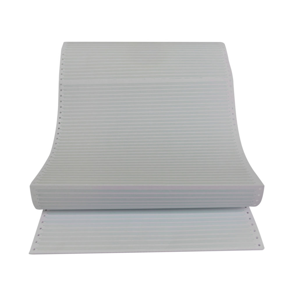 1-Part Music Ruled Listing Paper 70gsm 280 x 370mm (Pack of 2000) KP147R