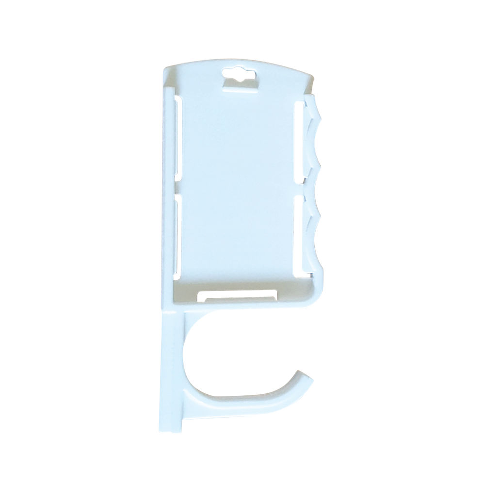 MFC Card Holder With Integrated Door Hook and Push Button Point SP1011