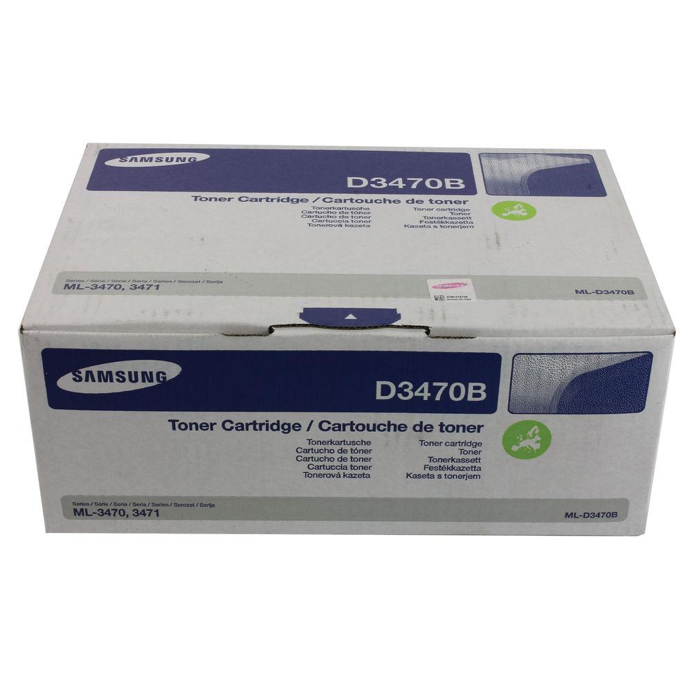 Samsung ML-3470 Black Toner/Drum Unit - High Capacity ML-D3470A/ELS