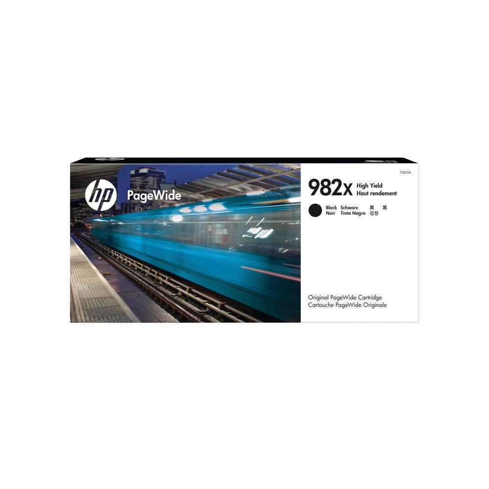HP 982X Black Ink Cartridge - High Capacity T0B30A