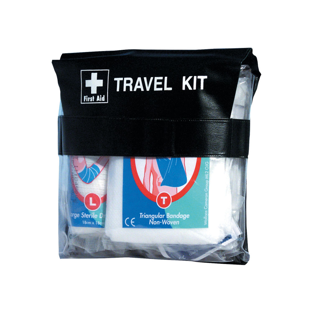 Wallace Cameron One Person Travel First Aid Pouch - 1018015