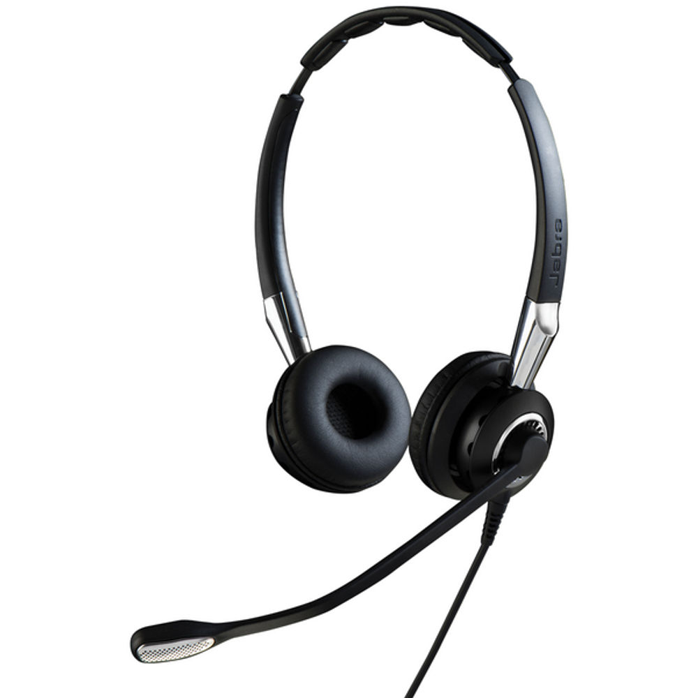 Jabra Biz2400II Duo - Wired Headset