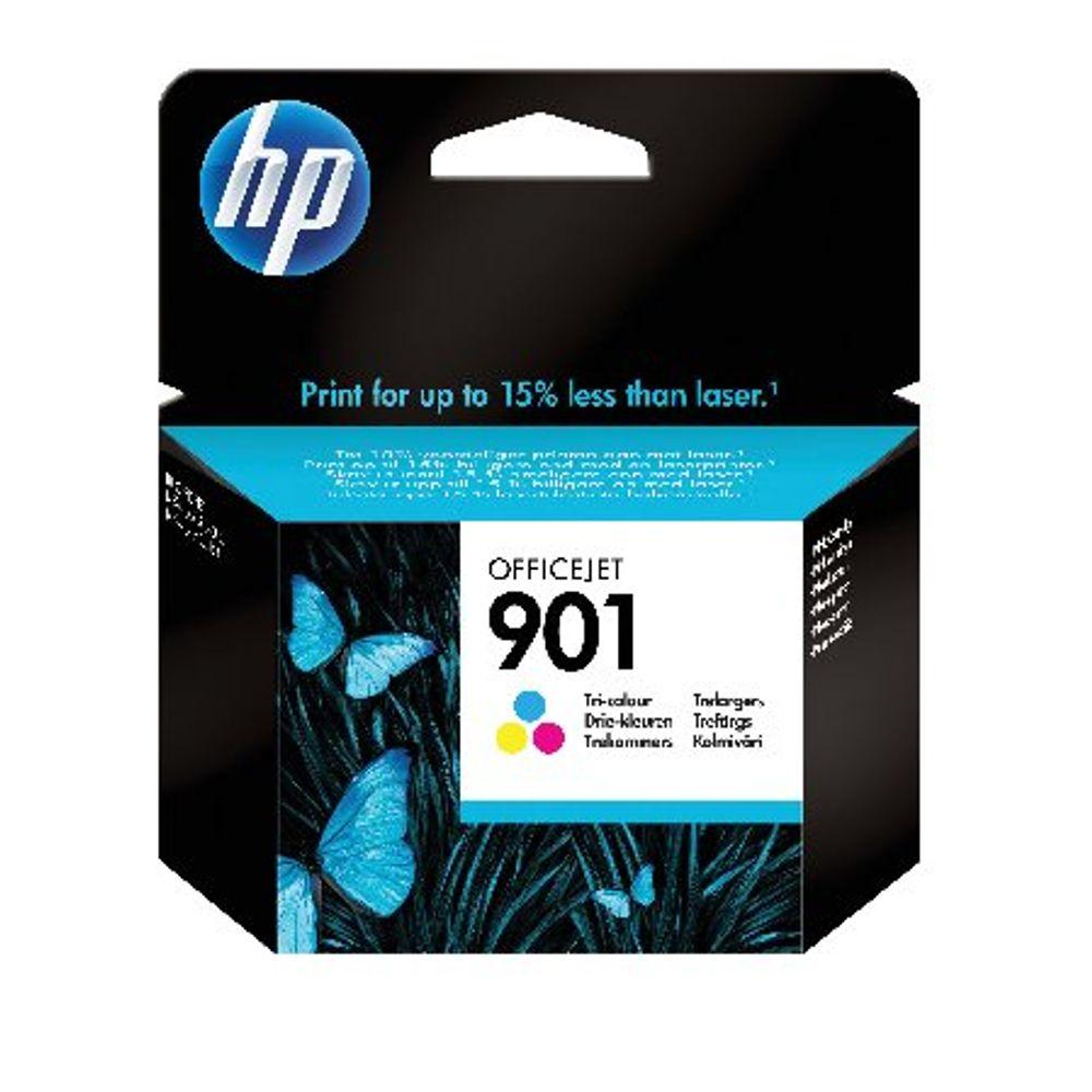 HP 901 Tri-Colour Ink Cartridge - CC656AE