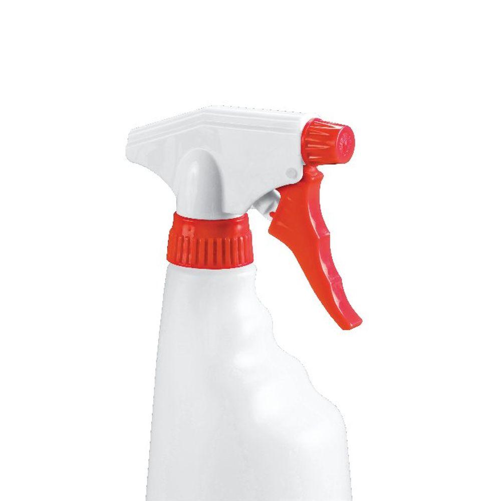 2Work Trigger Spray Refill Bottle Red (Pack of 4) 101958RD