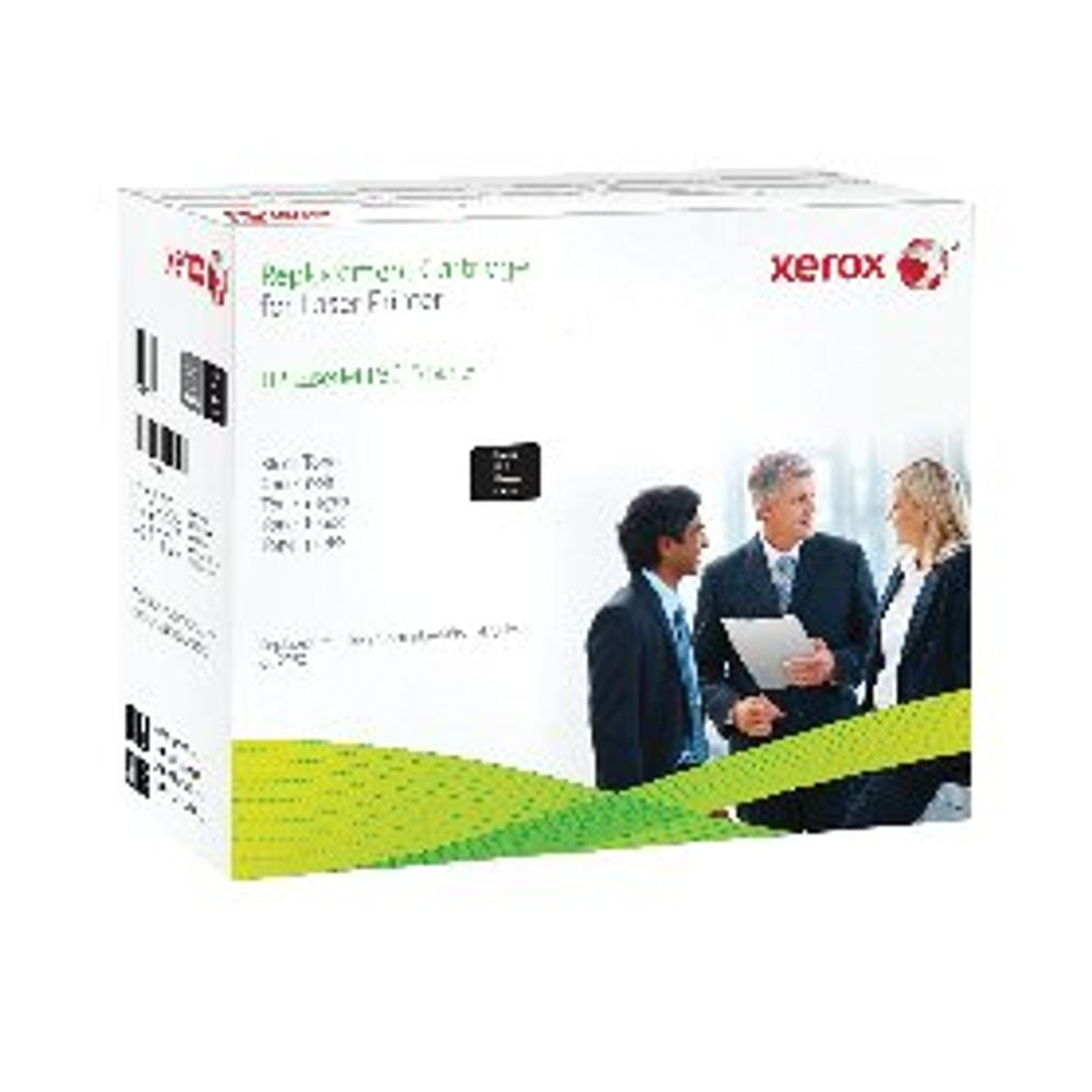 Xerox Compatible Laser Toner Cartridge Black CE255X 106R01622