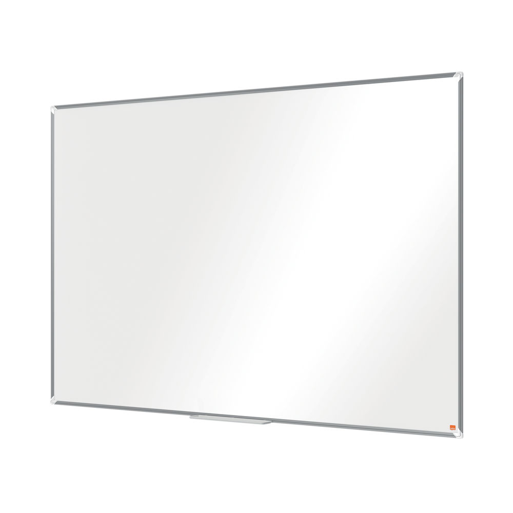 Nobo Premium Plus Magnetic Enamel Whiteboard 1800 x 1200mm 1915149