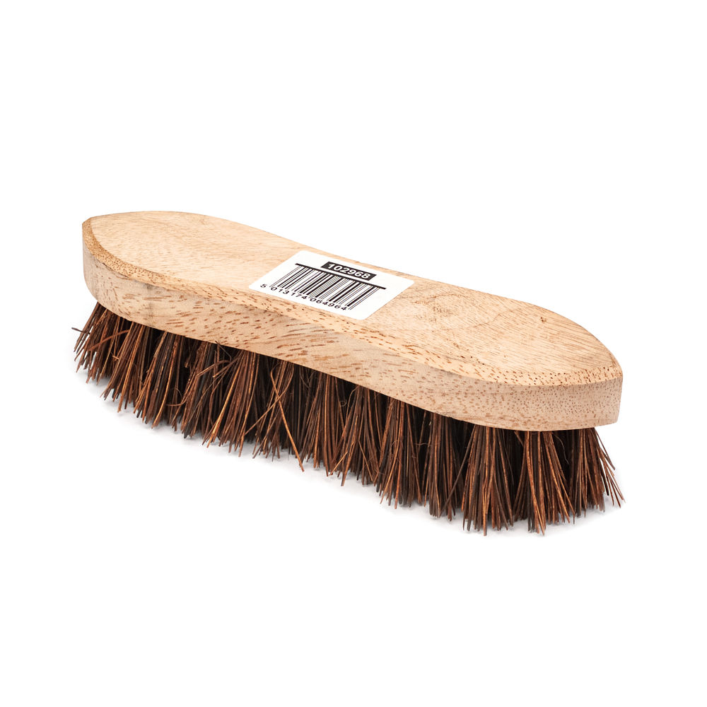 Scrubbing Brush Stiff Bristles Each 102968