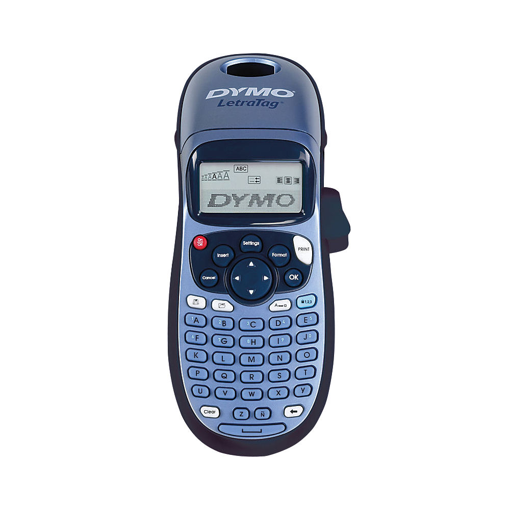 Dymo Letratag LT100H Label Maker - S0883990