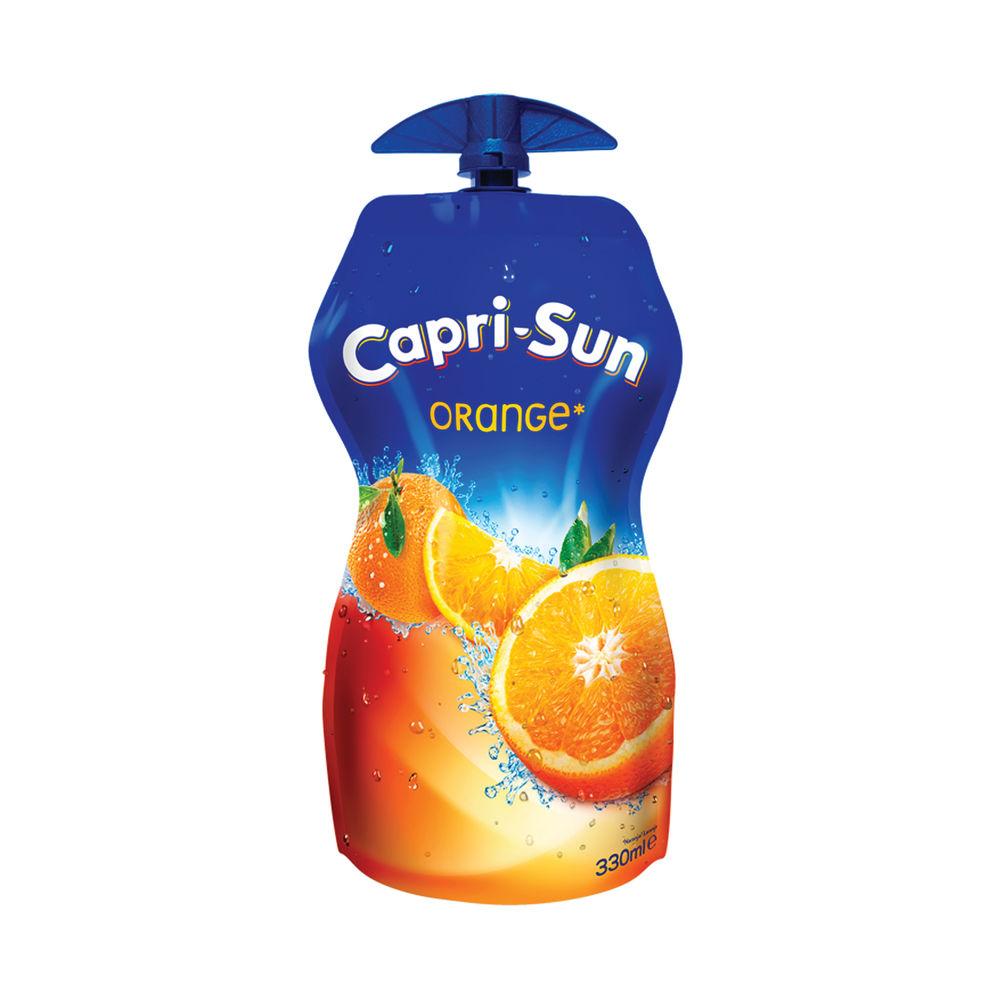 Capri-Sun Orange 330ml Pouch (Pack of 15) 422228