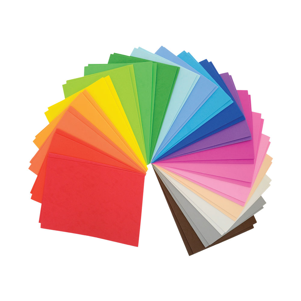 A5 Foam Sheets Assorted (Pack of 40) DW1860155