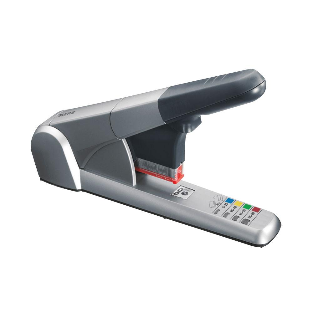 Leitz Heavy Duty Stapler Grey 55510084