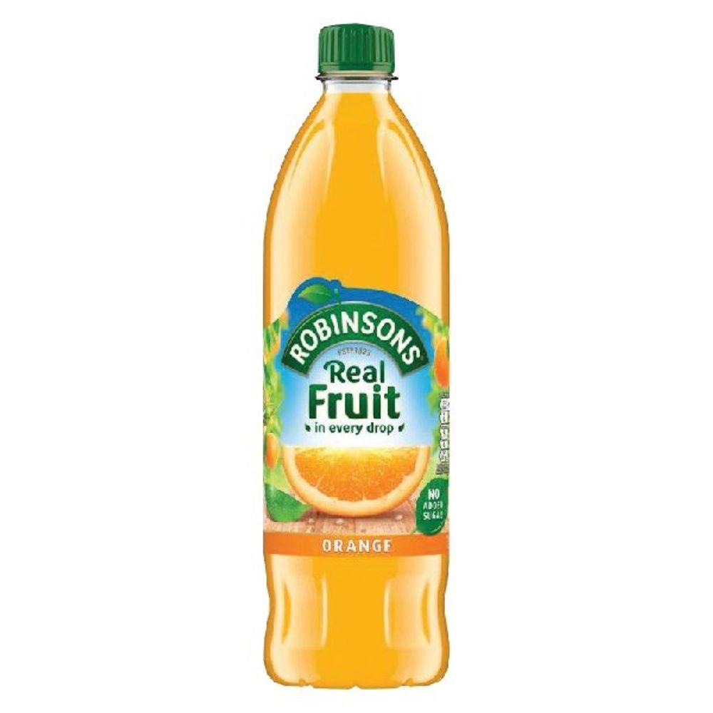 Robinsons 1 Litre No Added Sugar Orange Squash - 4113