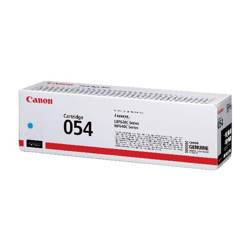 Canon 054 Cyan Toner Cartridge - 3023C002