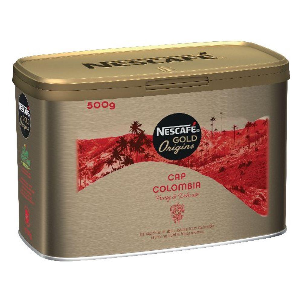 Nescafe Cap Colombie Instant Coffee 500g