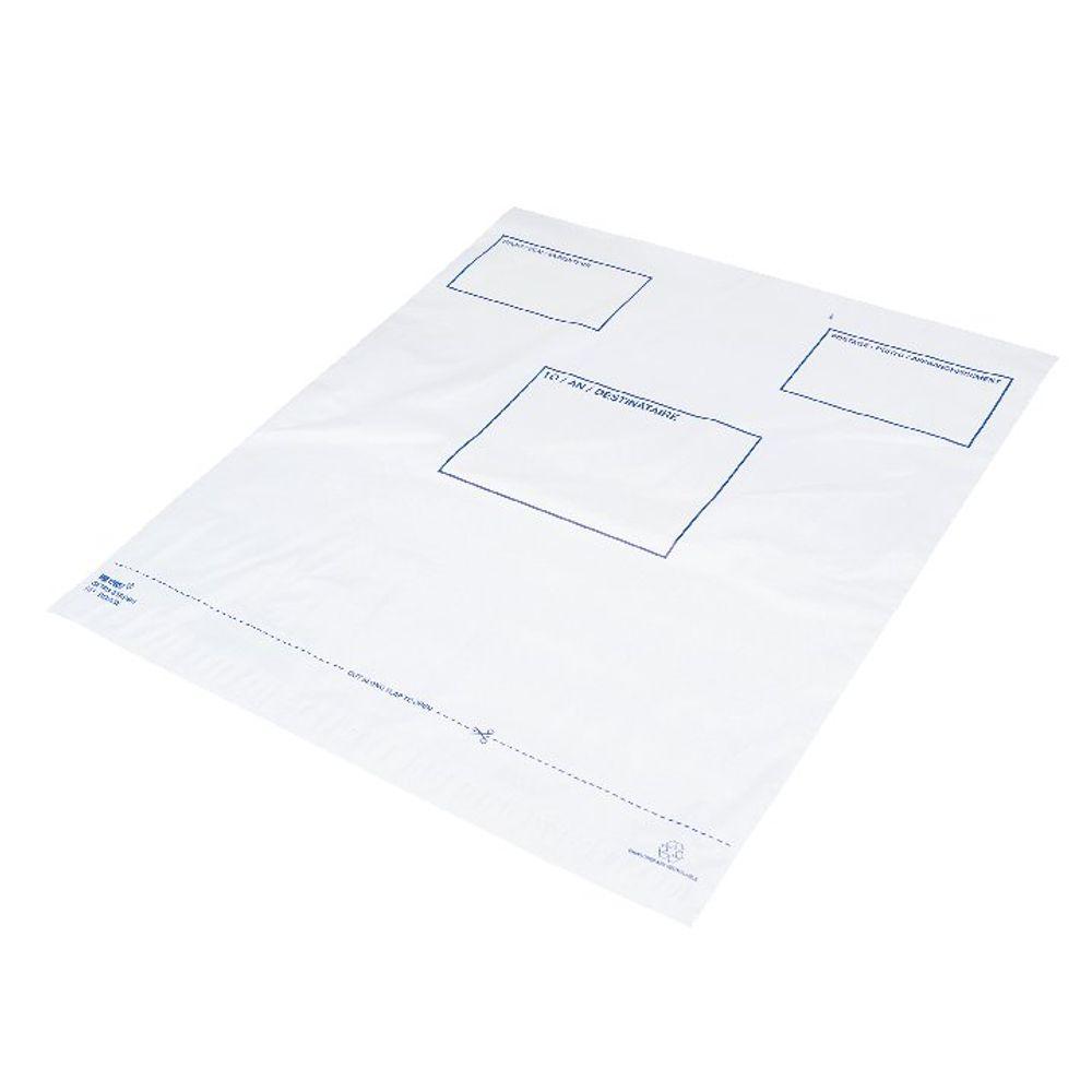 Polylope White Mailer Envelopes (Pack of 100) – BSB-204