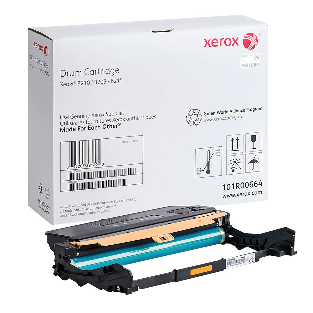 Xerox Black Drum Cartridge - 101R00664