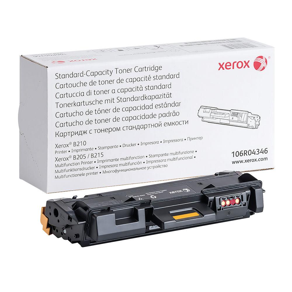 Xerox B210/B205/B215 Black Toner Cartridge - 106R04346