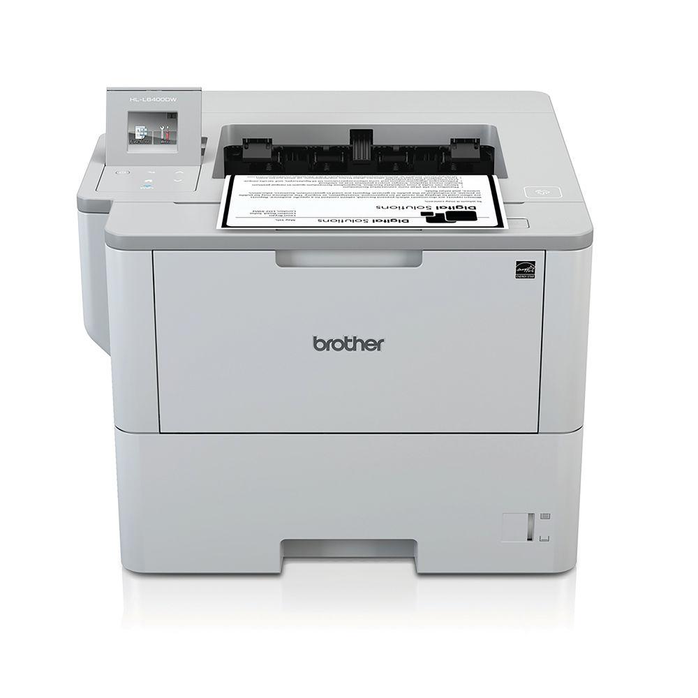 Brother HL-L6450DW Wireless Mono Laser Printer HLL6450DWZU1