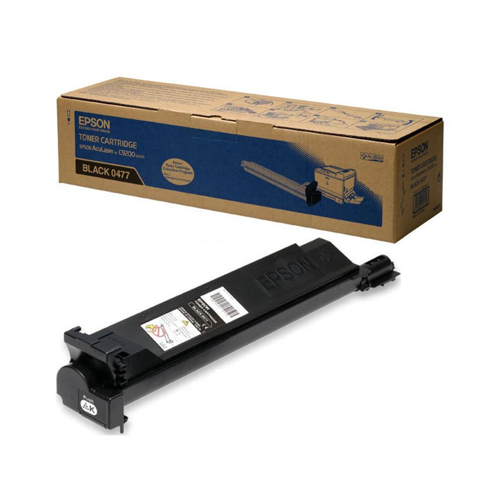Epson C9200 Black Toner Cartridge - C13S050477