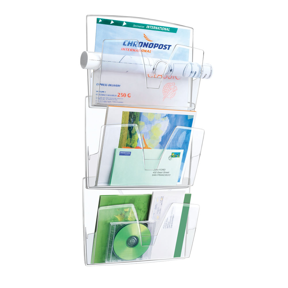 CEP Crystal Reception Wall File (Pack of 3) - 170 CRYSTAL