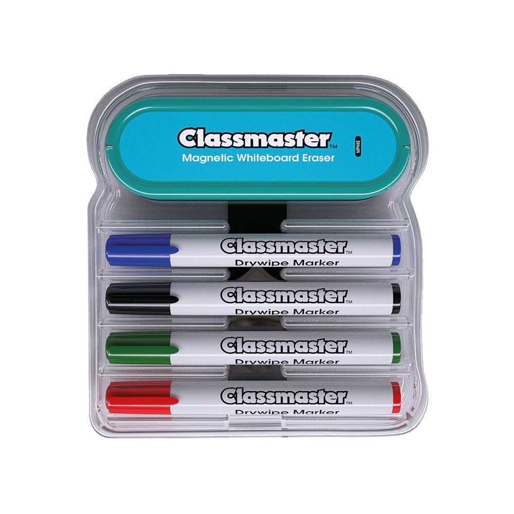 Classmaster Magnetic Whiteboard Organiser - MPHK