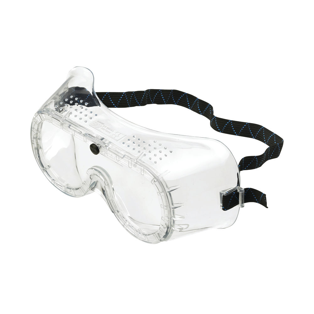 Safety Goggles General Purpose Clear Lens AGC010 301 300