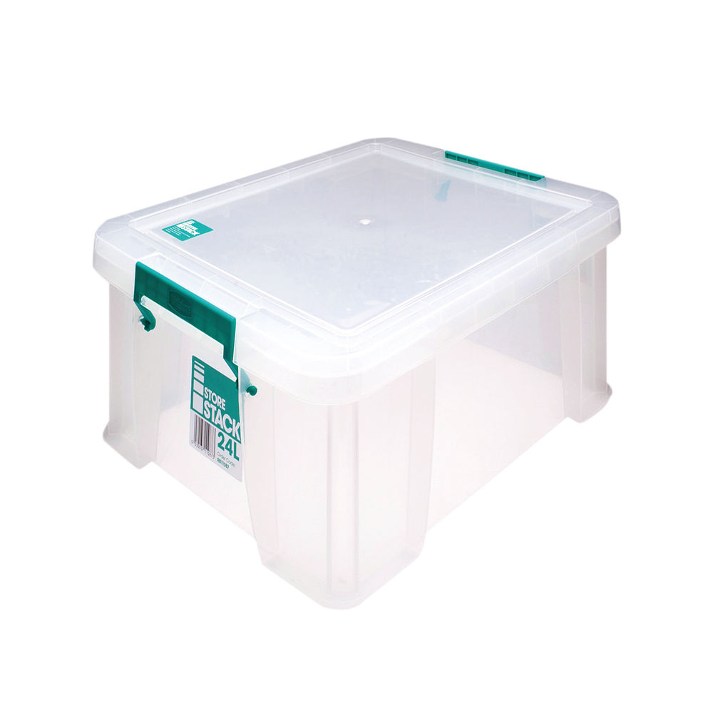 StoreStack 24L Storage Box - RB11087