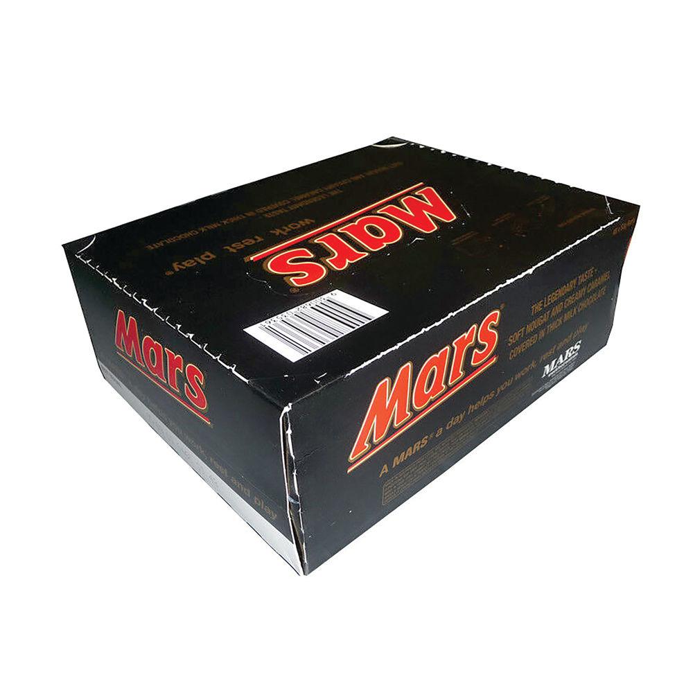 Mars Bars - 1 Box  - (48 Pack) - 100513